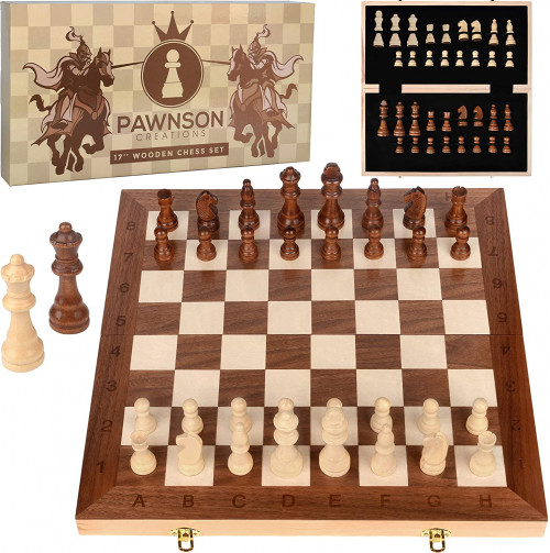 #4. Pawnson Creations chessboards