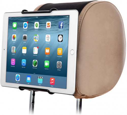 #4. TFY Portable iPad Holders for Car