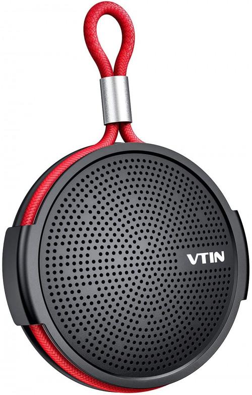 #4. Vtin 10-hour Shower Speaker