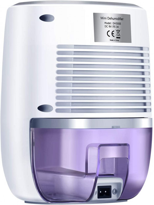#5. CosVII Auto-shut Small Dehumidifier