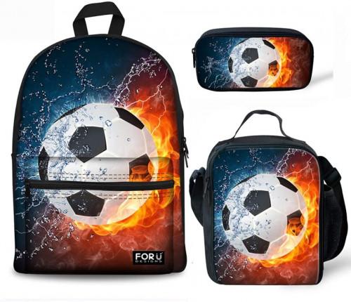 #5. FOR U DESIGNS Teens Backpack