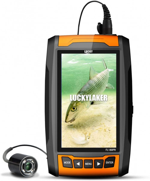 #5. LUCKY Fishing Camera