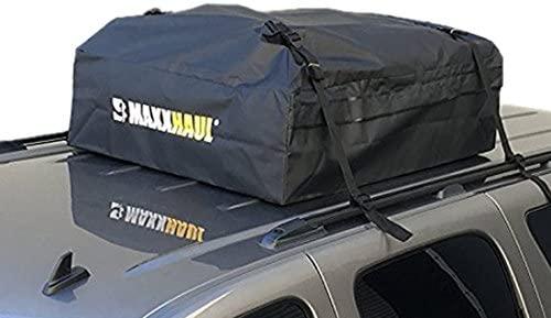 #5. MAXXHAUL Roof Bag