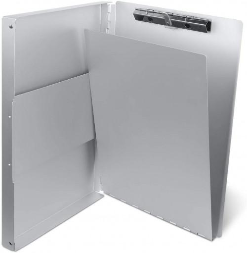 #5. SUNNYCLIP Metal Clipboard