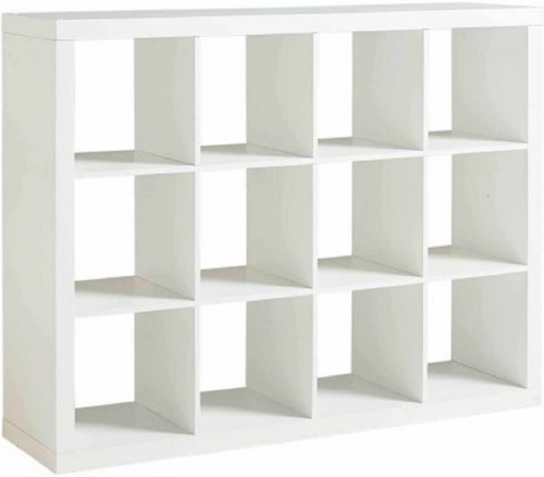 #6. Better Homes 12-cube organizer