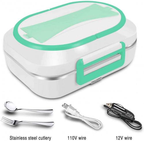 #6. JMCQOO Food-grade Electric Lunch Box