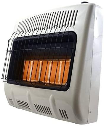 #6. Mr. Heater Auto-Shut Natural Gas Heater