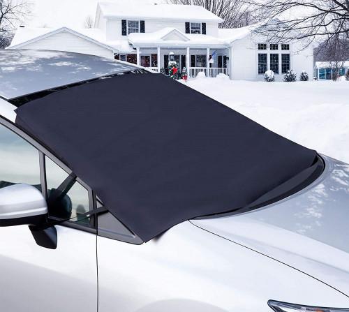 #6. OxGord Windshield Protectors Snow Cover