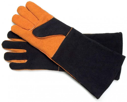 #6. Steven Raichlen Breathable bbq Gloves