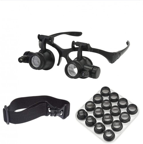#7. Beileshi Jeweler Magnifying Glasses
