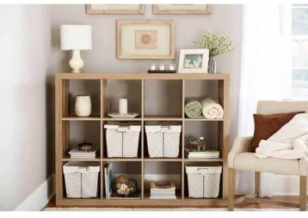 #7. Better Homes and Garden 12-cube organizer