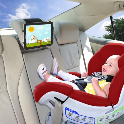 #7. TFY Universal iPad Holders for Car