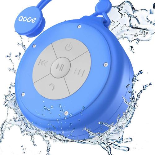 #8. OJA Mini Wireless Shower Speaker
