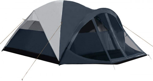 #8. Pacific Pass 5 People Camping Tent with Rain Fly