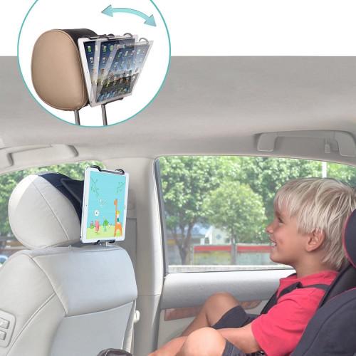 #8. TFY Detachable iPad Holders for Car
