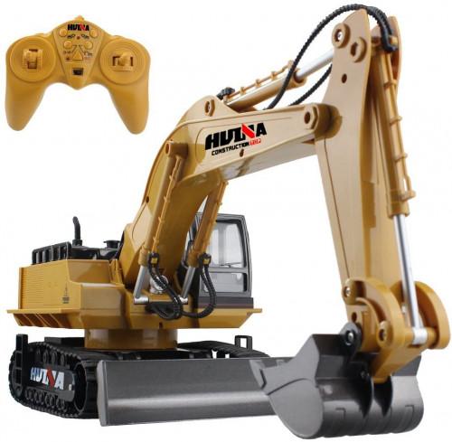 #8. fisca Remote Control Excavator