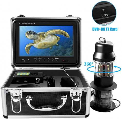 #8. GMSUNNY Fishing Camera