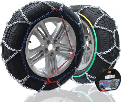 #9. Big Ant Snow Chain Tire Chains