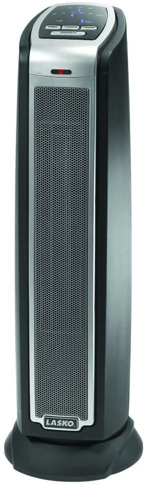#9. Lasko Oscilating Tower Heater