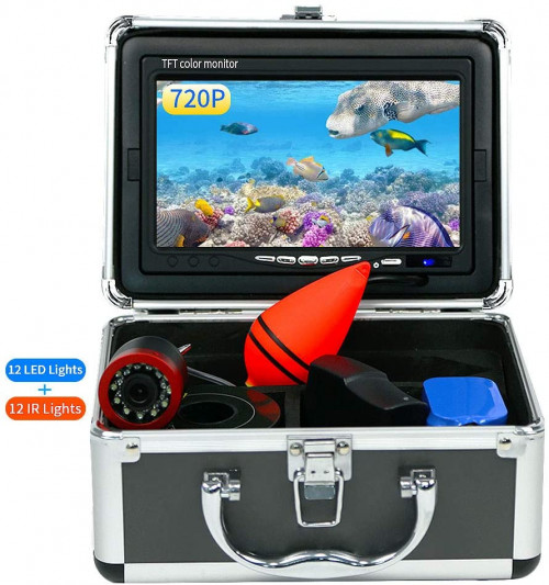 #9. Ovetour Fishing Camera