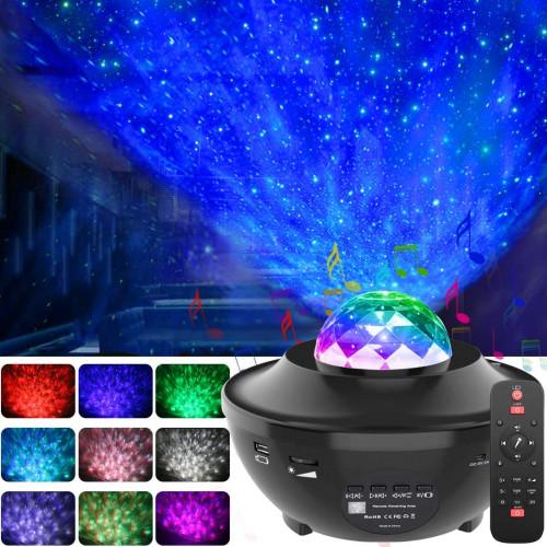 GeMoor 3-Level Adjustable Night Light Projector