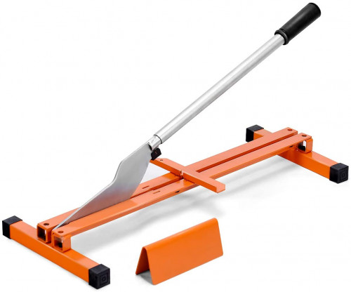 Goplus Laminate Flooring Cutter with V Support