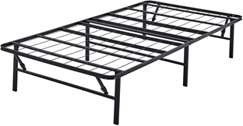 #10. Mainstay Metal Foldable Bed Frame
