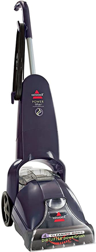 BISSELL PowerLifter Upright Carpet PowerBrush Cleaner Shampooer Purple