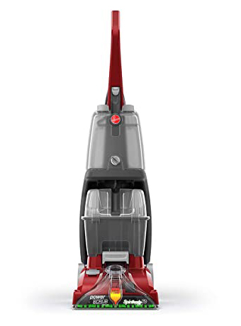 Hoover Power Carpet Cleaner Scrub Deluxe Machine Upright
