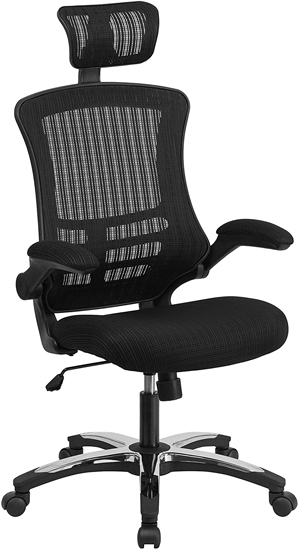 Flash Furniture Office Chair Mesh Executive High Back