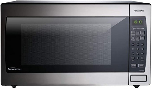 Panasonic Microwave Stainless Steel NN-SN966S Countertop/Built-In