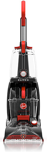 Hoover Elite Power Scrub Pet Upright Shampooer Carpet Cleaner
