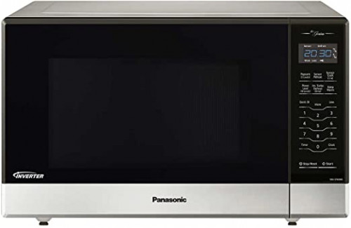 Panasonic Countertop/Built-In NN-ST696S Microwave Inverter Technology