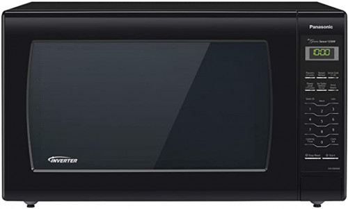 Panasonic Microwave NN-SN936B Black Oven Countertop Inverter