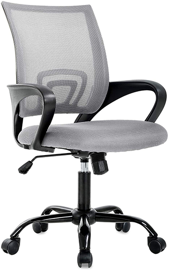 Office Chair Computer Chair Swivel Rolling Ergonomic
