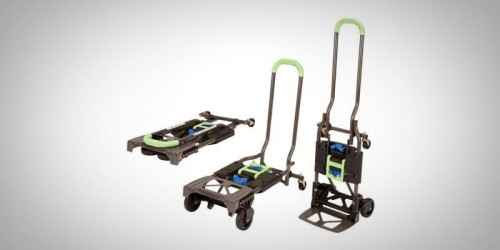 10 Best Luggage Carts Reviews For 2020