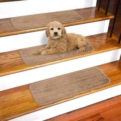 Ottomanson Softy Collection Stair Tread