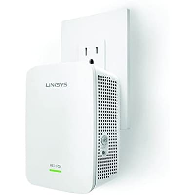 Linksys RE7000 AC1900 Gigabit Range Extender