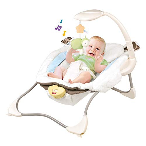 Electric Portable Baby Swing Cradle Suitable