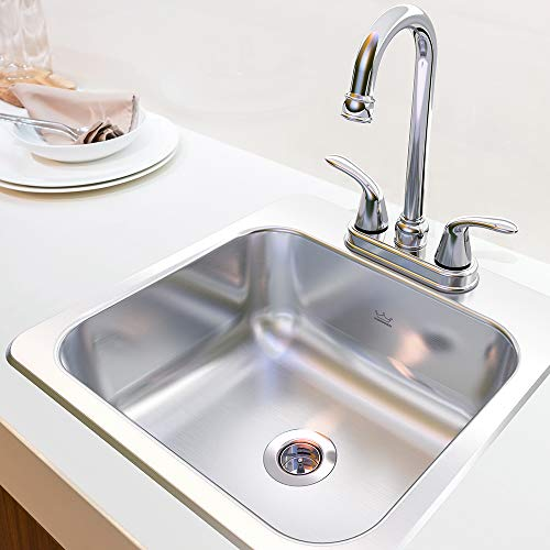 Kindred Essentials All-in-One Kitchen Sink Kit
