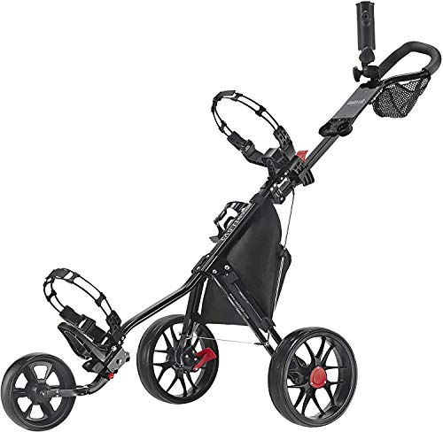 Caddytek CaddyLite 3 Wheel Golf Push Cart