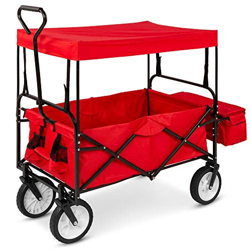 Best Choice Products Utility Cargo Wagon Cart for Kids