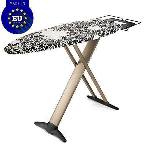 Bartnelli Luxury Ironing Board with Steam Iron Rest