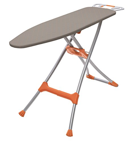 Homz Durabilt DX1500 Steel Top Ironing Board