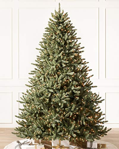 Balsam Hill Classic Blue Spruce Christmas Trees