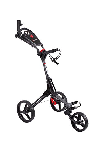 Cube Cart Three Wheel Push Pull Golf Cart