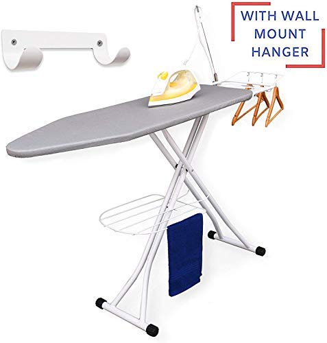 Xabitat Deluxe Ironing Board with Wall Mount Storage