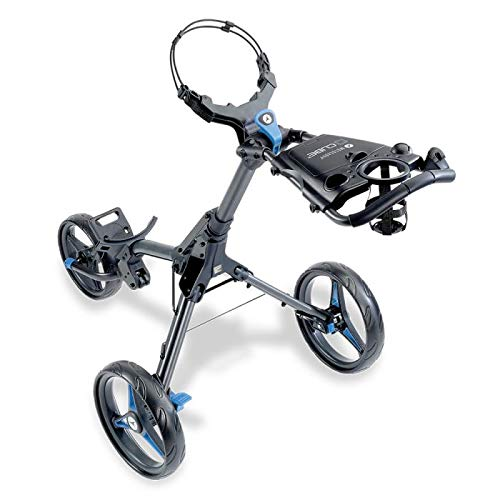 Motocaddy Cube Three Wheel Golf Push Cart