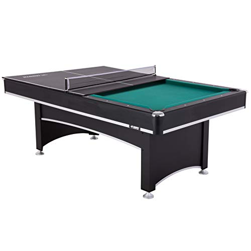 Triumph Phoenix Billiard Table with Table Tennis Conversion Top