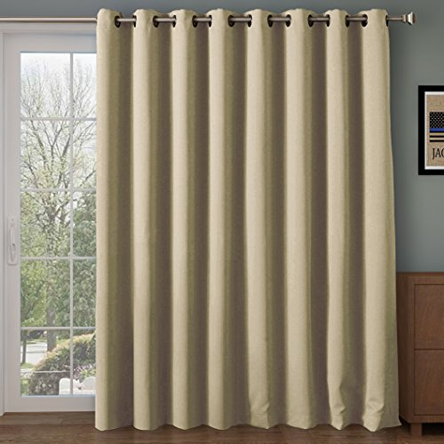 RHF Wide Thermal Blackout Curtains